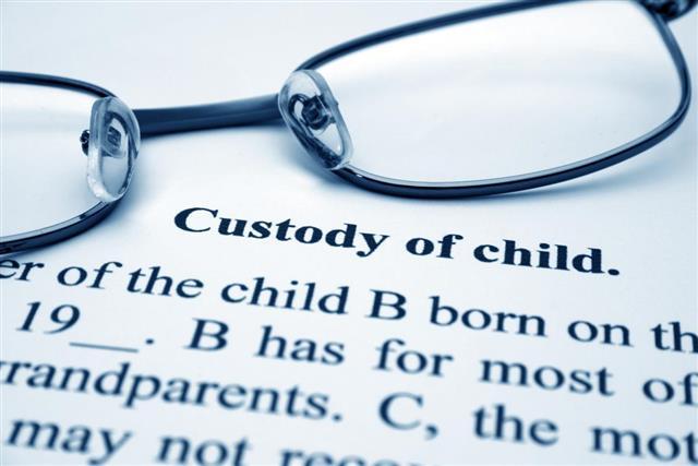 child custody agreement