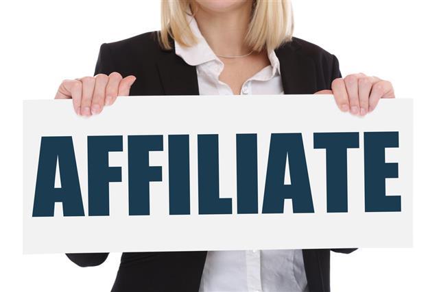 Affiliate marketing program network making money online internet