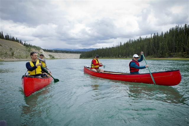 Canoeing Trip