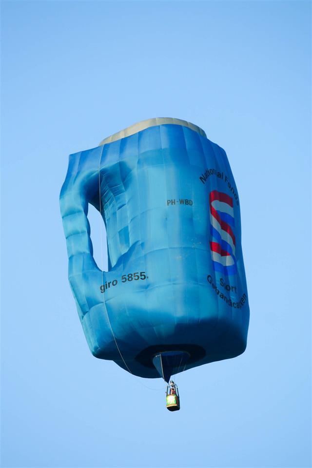 Gallon Hot Air Balloon