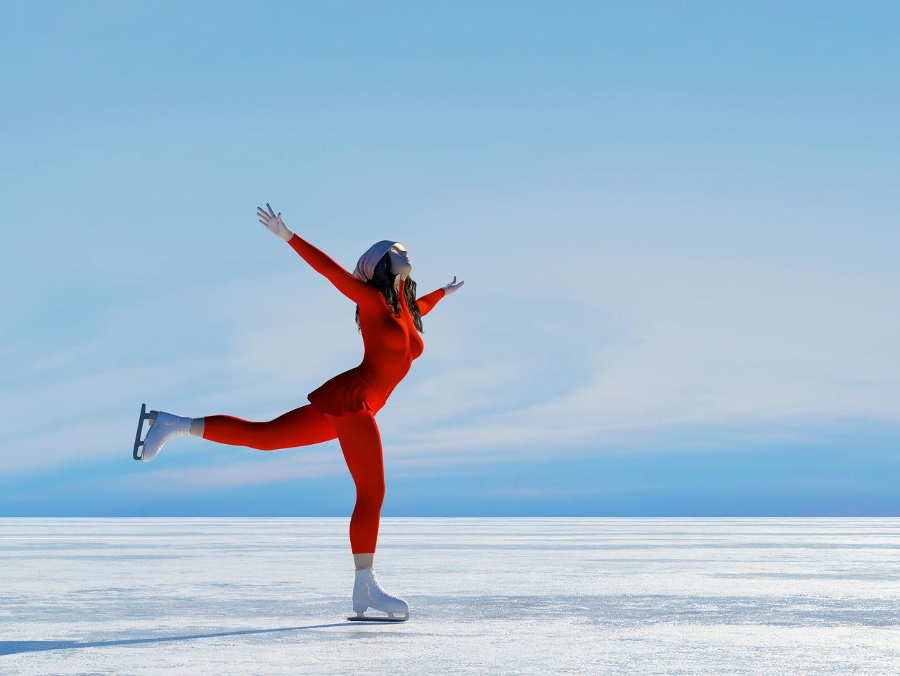 Ice Skating Terms