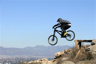 Mountain Bike Drop Off
