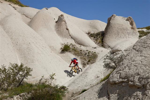 Bike Park Cappadocia Turkey