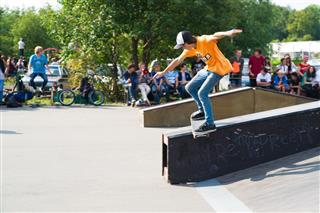 Extreme Skateboarding Tricks