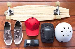 Skateboarding Stuff