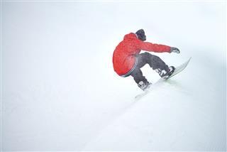 Snowboard Trick