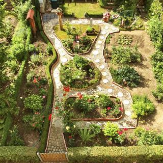 Urban Gardening In Residence