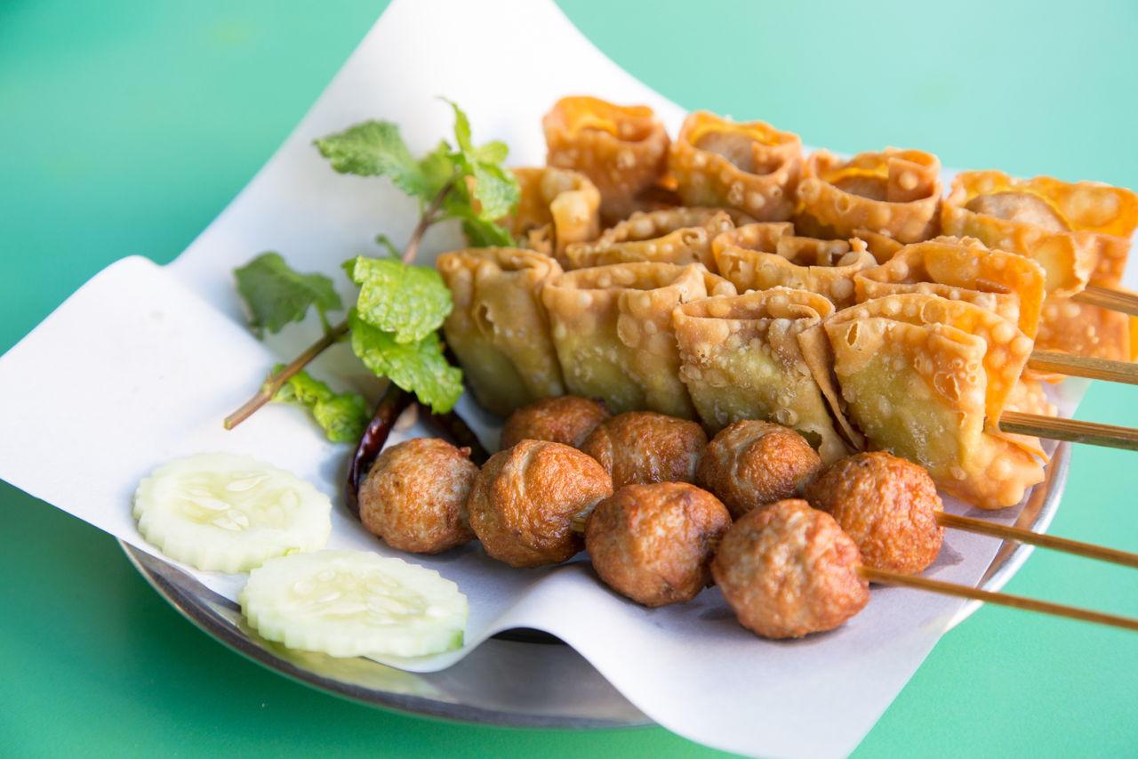 Thai Food Without Garlic