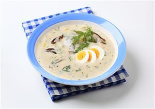 Kulajda Cream Soup