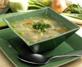 Scottish Barley Soup