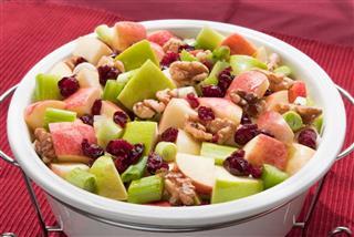 Healthful Waldorf Salad