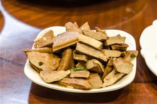 Shanghai Style Dry Tofu