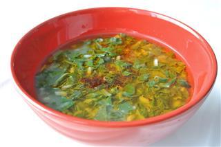 Green Herb Soup