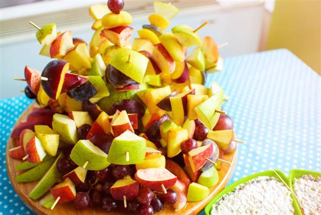 Healthy Fresh Fruit Salad