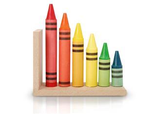 Crayon Graph