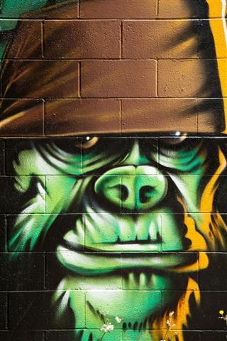 Graffiti Gorilla