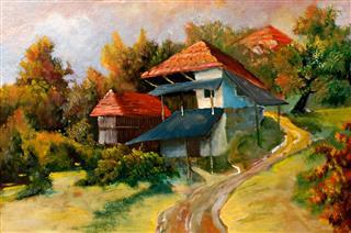 Landscapes Oil Painting