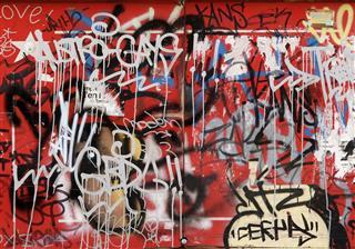 Graffiti Mesh