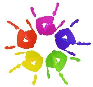 Handprint Design