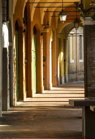 Old Italian Street
