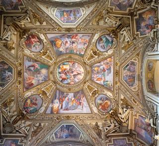 Basilica Santa Maria In Trastevere