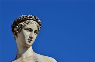 Classical Goddess Statue