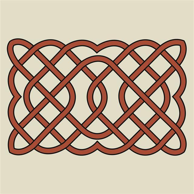 Celtic Knot Work Design