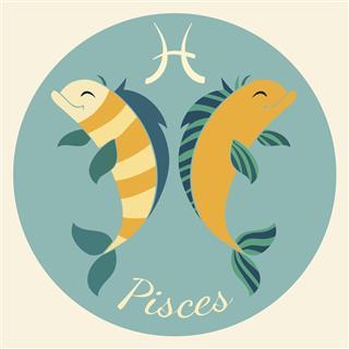 Cute Zodiac Signs Icon