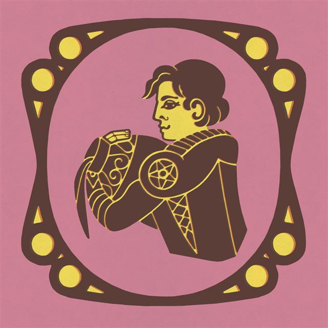 Aquarius Zodiac Symbol