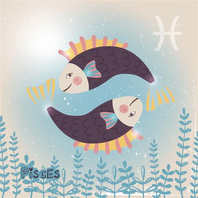 Pisces Zodiac Sign Of Horoscope