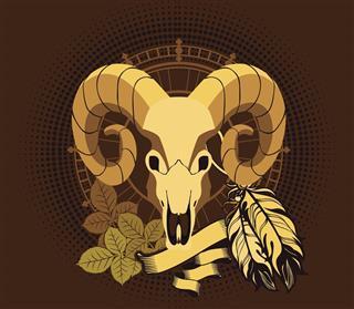 Ram astrology symbol