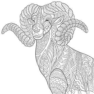 Ram symbol