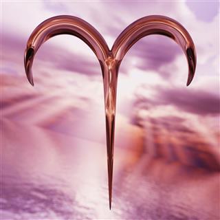 zodiac horoscope aries symbol