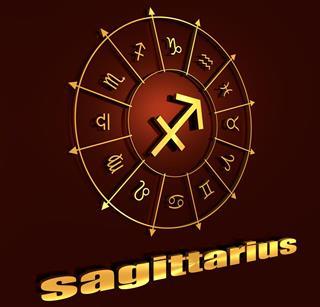 Astrology symbol sagittarius