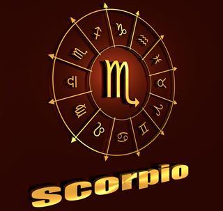 Astrology symbol scorpio