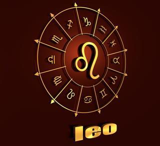 Astrology symbol leo