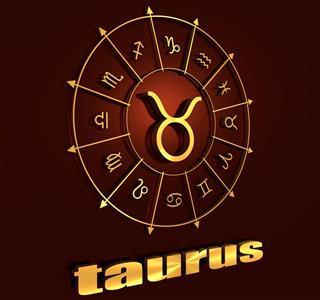 Astrology symbol taurus