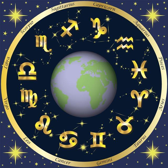 Astrology constellations