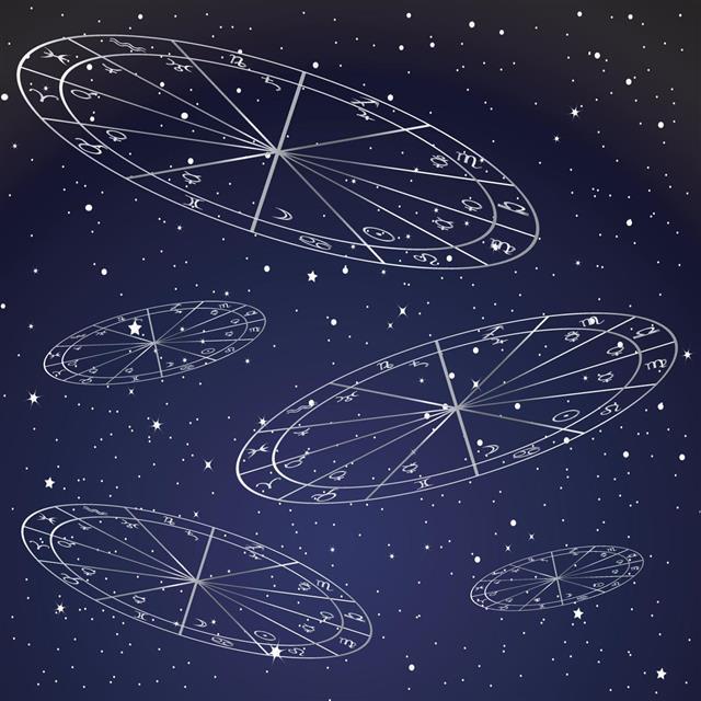 Natal charts astrology