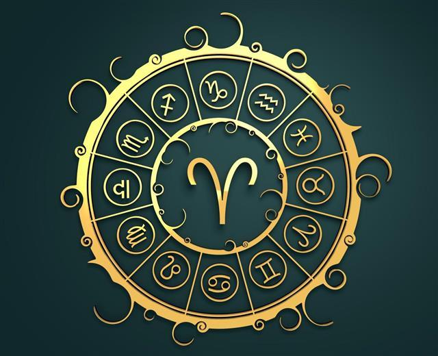 Astrology ram sign