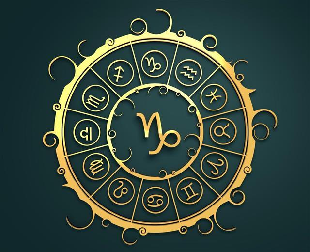 Astrology goat sign