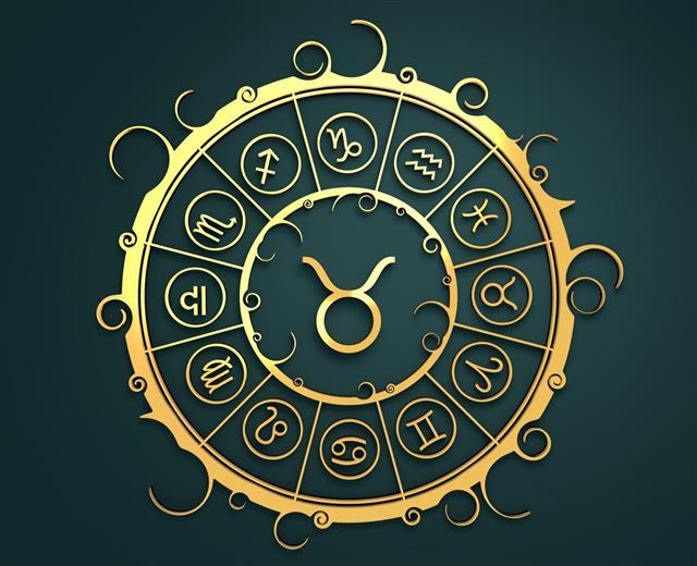 Astrology bull sign