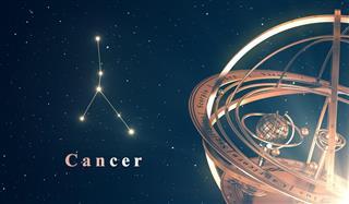 Zodiac Constellation Cancer
