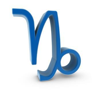 Zodiac Symbol Capricorn