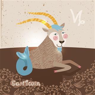 Capricorn Zodiac Sign Of Horoscope