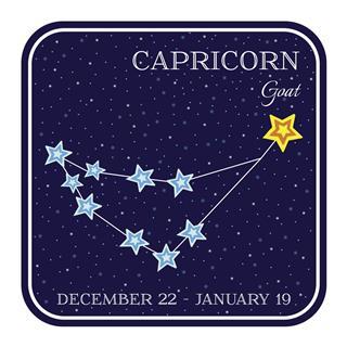 Capricorn Zodiac Constellation