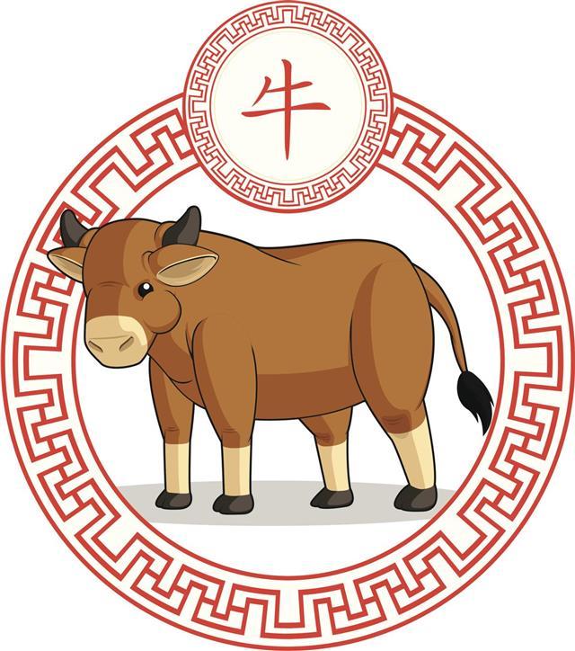 Chinese Zodiac Animal Ox