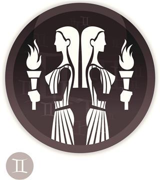 Female zodiac gemini sign