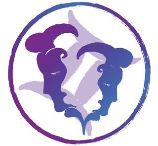 Zodiac symbol gemini