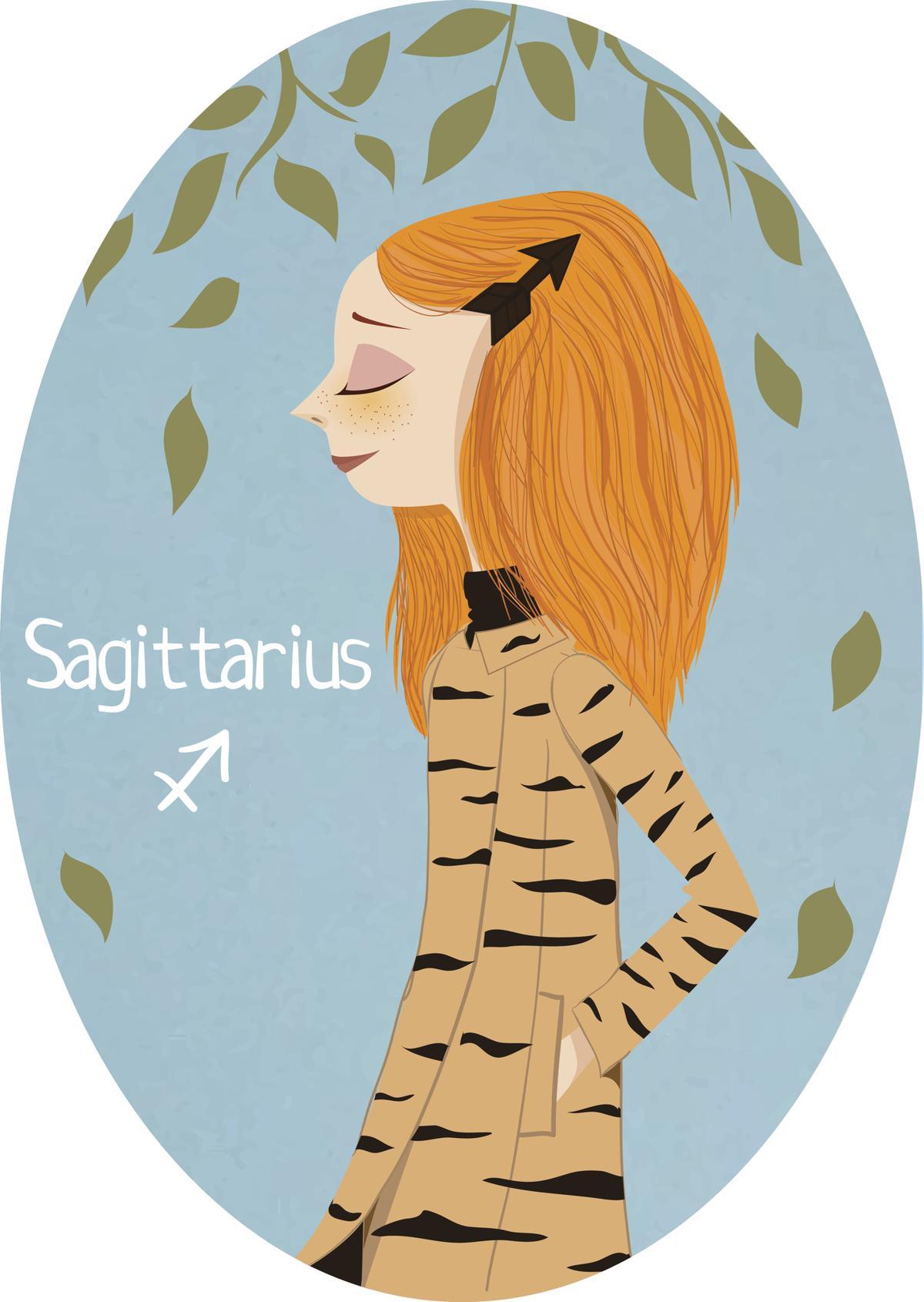 Characteristics of a sagittarius woman in love